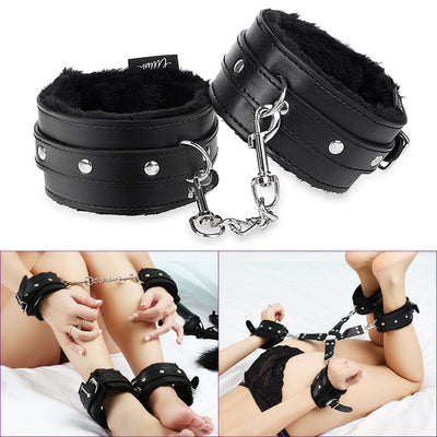 Utimi Sex Swing with Blindfold and Plumage Bondage Restraint BDSM Sex Toy for Couples with Adjustable Straps