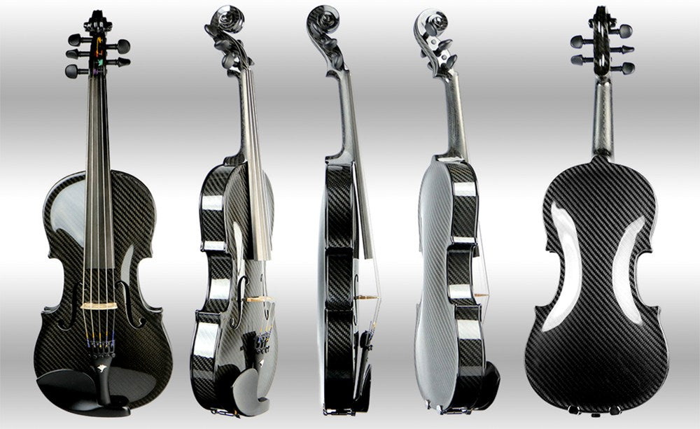 Shadmehr Edition Gayford Carbon Fiber Violin