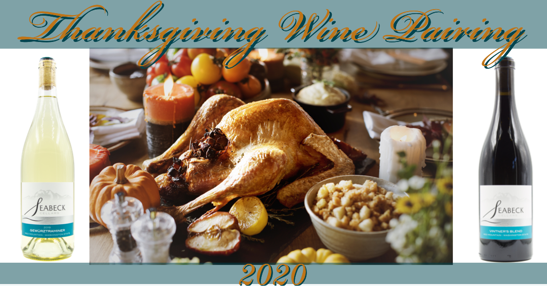 Seabeck Cellars Thanksgiving Wine