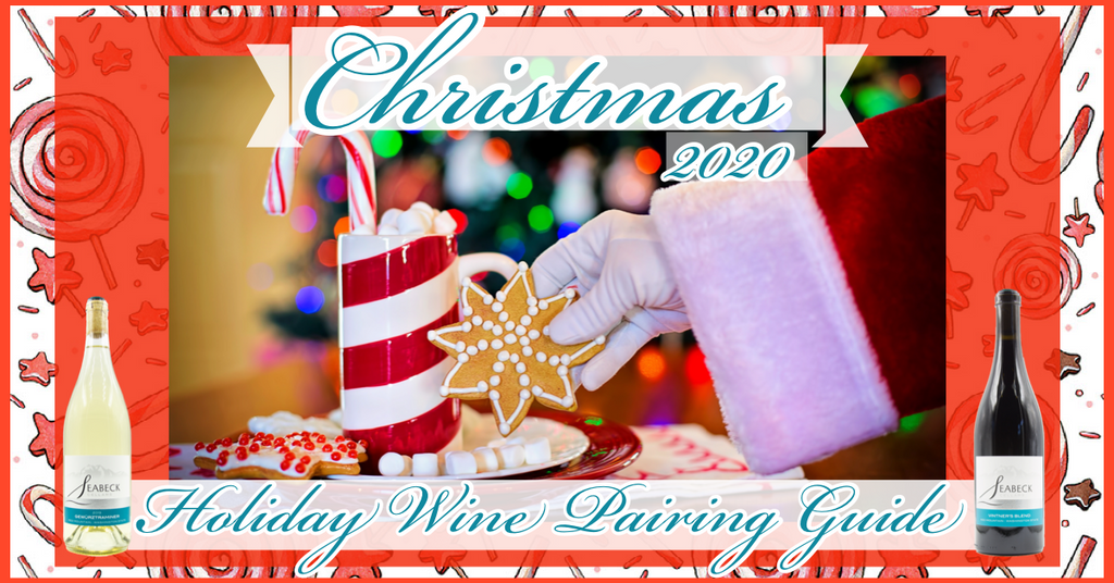 Christmas Holiday Wine Pairing Guide 2020