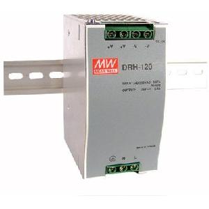 DRH-Single-output industrial DIN rail PSU