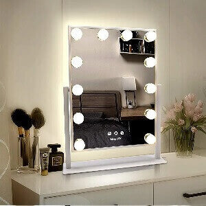 Vanity and Mirror Light