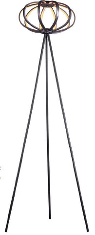 MSV-F1246 10 SANDY COFFEE (Floor Lamp)- Delight Singapore