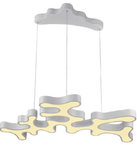 MSV-D215 1L SANDY WHITE (Ceiling Light)