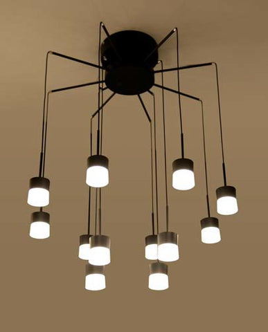 MSV-D1556 12A SANDY COFFEE (Pendant Light)- Delight Singapore