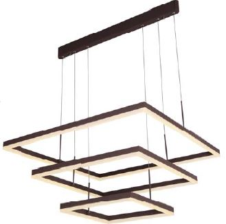 MSV-D1381S 3 SANDY COFFEE (Pendant Light)- Delight Singapore
