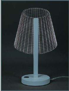 MSV-T1029 1A SANDY WHITE (Table Lamp)