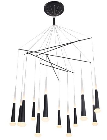 MSV-D1555Y 12 SANDY COFFEE (Pendant Light)- Delight Singapore