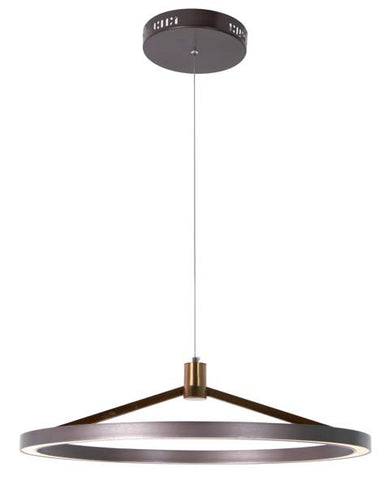 MSV-D1551-1L COFFEE (Pendant Light)- Delight Singapore