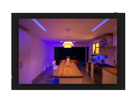 Kitchen Smart Lighting