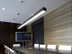 Linear Office Light