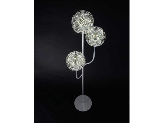 K1 Home Decore QISDESIGN Coral Led Clear Floor Lamp