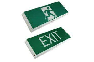 SELS EXIT/Emergency SELS Weather Proof Surface Mounted Exit Sign (SELS-1230-WP) | Delight.com.sg