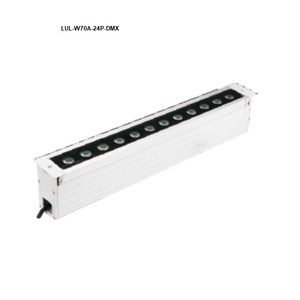 T1 Fixture LUL-W70A-24P-DMX/26W / 3000K / 15° [China]LED W70A Series IP67 Underground Light
