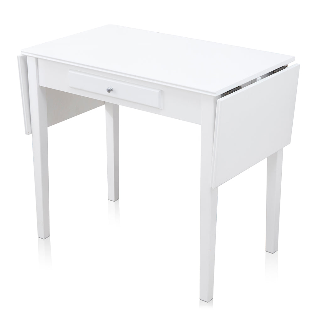 Superb Chende Vanity Dressing Table For Makeup Room Drop Leaf Home Interior And Landscaping Ologienasavecom