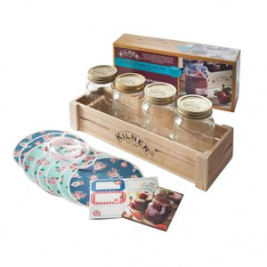 Kilner Canning Gift Set - 31 Pc