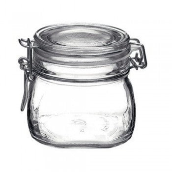 Bormioli Rocco Fido Canning Jars - Multiple Sizes Available