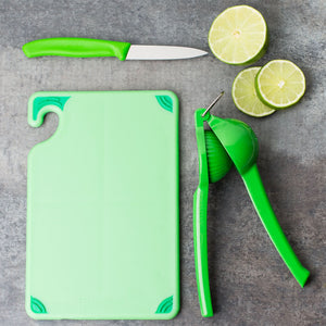 Lime Squeezer and Bar Prep Set