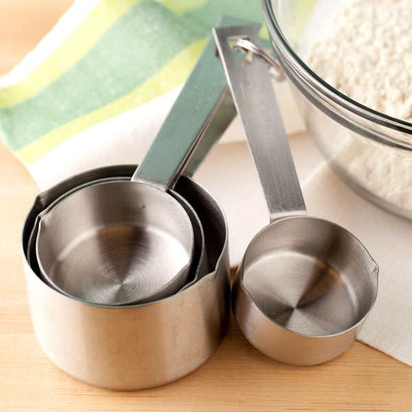 Tablecraft 725 Heavy Weight Measuring Cups