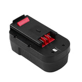Black and Decker | 18V Battery Replacement | Black and Decker 18V Battery Replacement | Hpb18 Batteries 3600mAh | left