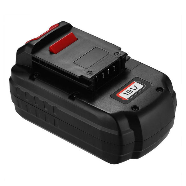 For Porter Cable 18V Battery Replacement | PC18B PCC489N PC188 PCMVC PCXMVC NI-MH 3600mAh Battery
