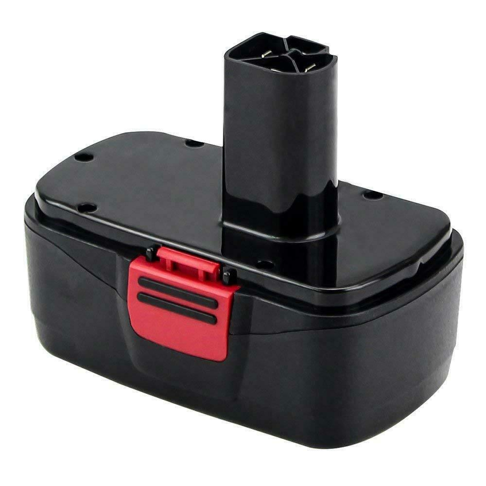 For Craftsman C3 3.6Ah Battery Replacement | 19.2 Volt NIMH Battery 130279005 1323903 1323900