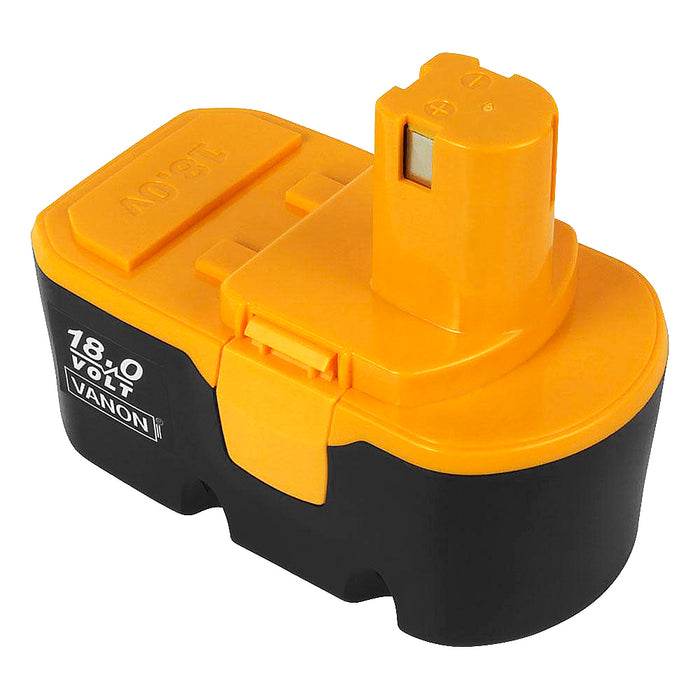 Ryobi 18V Battery Replacement | P100 3.6Ah Ni-MH Battery | top
