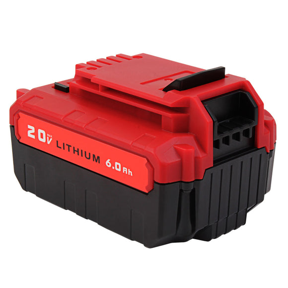 For Porter Cable 20V Battery Replacement | PCC685L 6.0Ah MAX Li-ion Battery