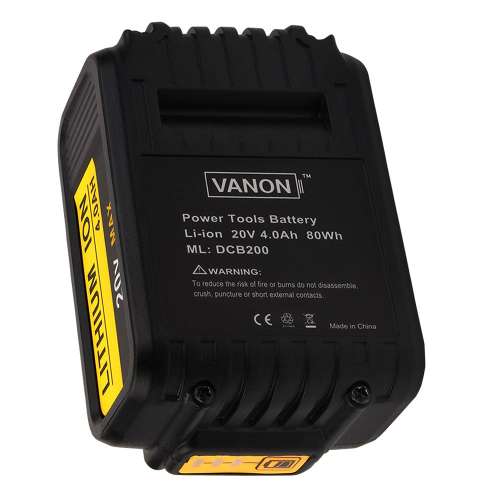 For Dewalt 20v Battery Replacement Best Replacement