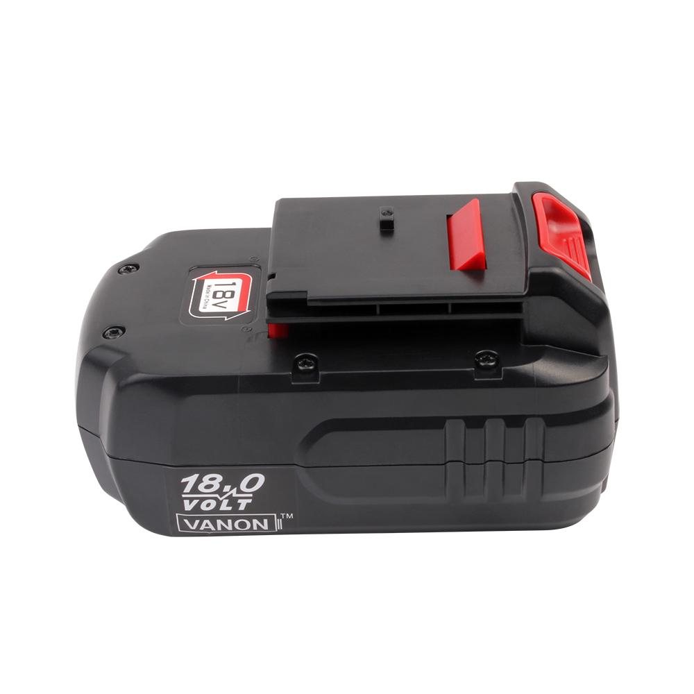 For Porter Cable 18v Battery Replacement Pc18b 2 0ah Ni Cd Battery