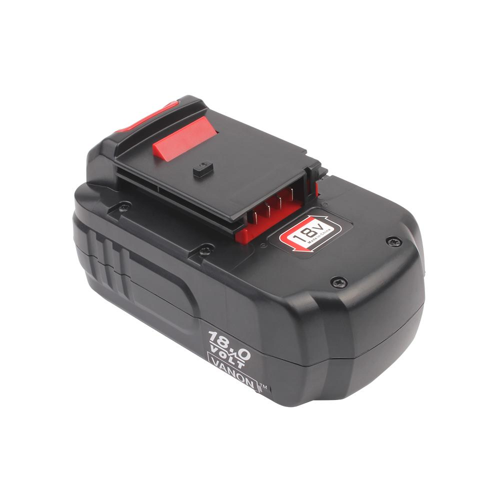 For Porter Cable 18v Battery Replacement Pc18b 2 0ah Ni