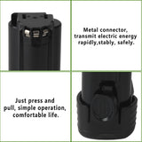 For Black and Decker 12V Battery Replacement | LBXR12 2.0Ah Lithium-Ion Battery - Vanonbattery