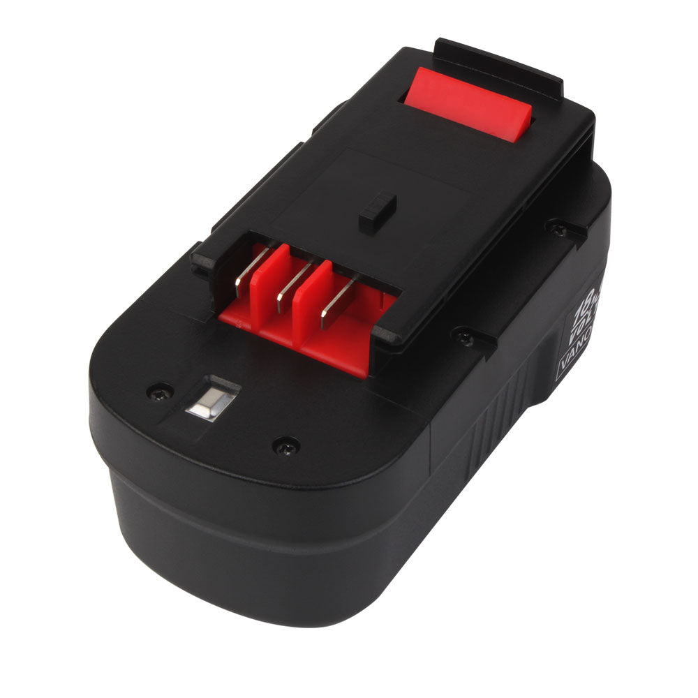 For Black and Decker 18V Battery Replacement | 3.0Ah Ni-CD HPB18 Battery