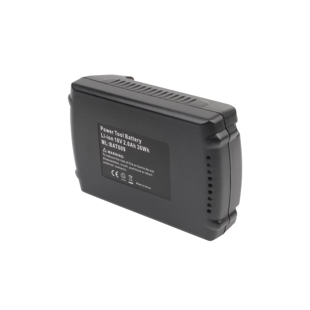 For BOSCH 18V Battery Replacement | BAT609 2.0Ah Li-Ion Battery - Vanonbattery