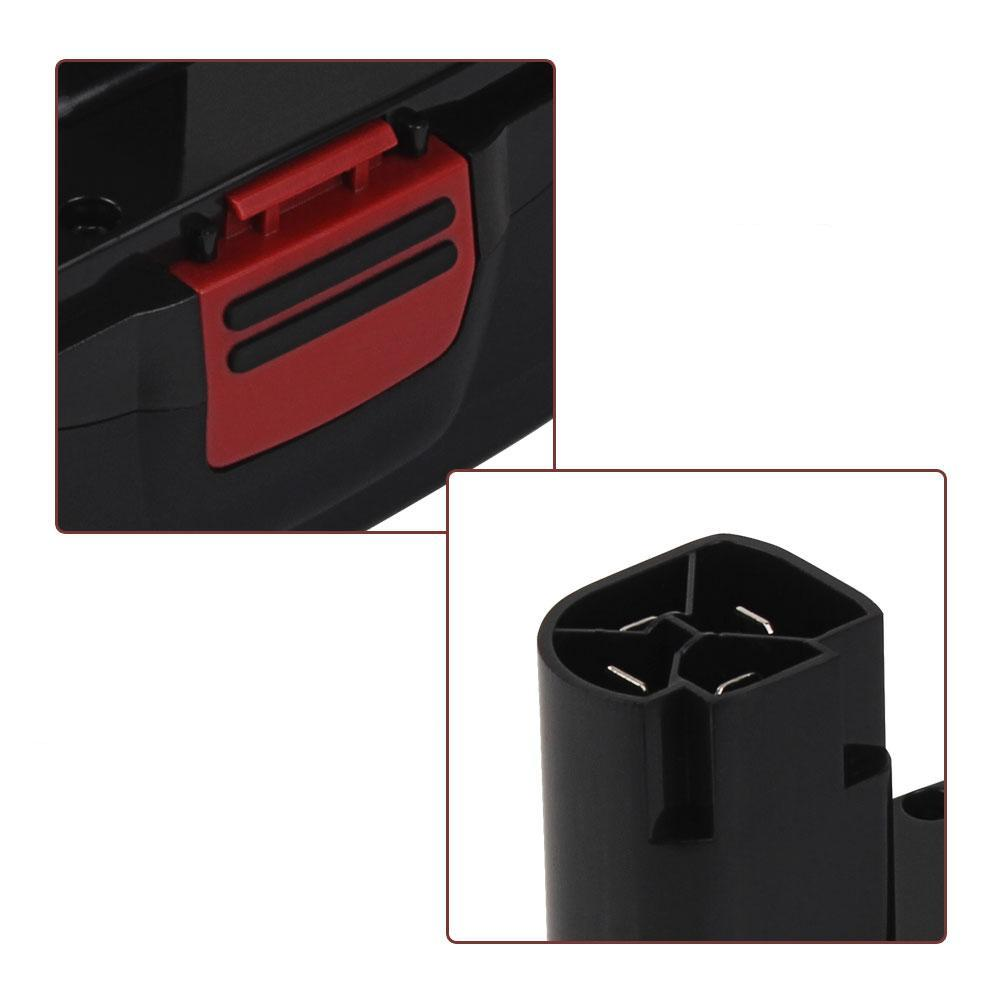 For Craftsman 19.2V Battery Replacement | 130279005 3.0Ah Black Ni-CD Battery 2 Pack - Vanonbattery