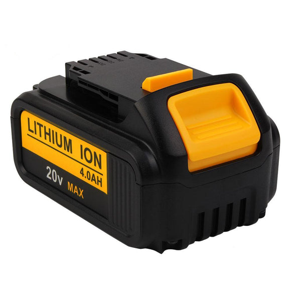 For Dewalt 20V Battery Replacement | DCB200 4.0Ah Li-ion Battery - Vanonbattery