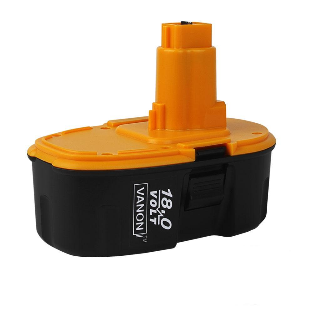 For DeWalt 18V Battery Replacement | DC9096 3.0Ah NI-CD Battery - Vanonbattery