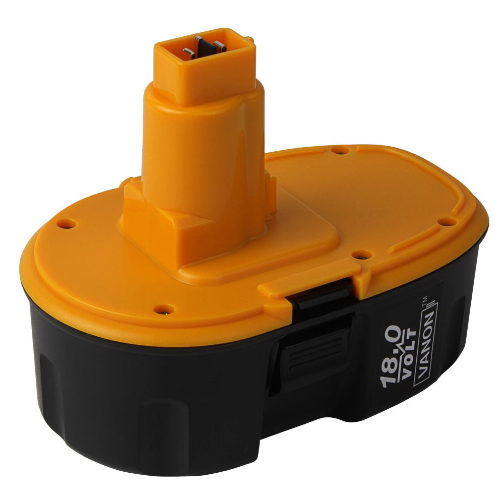 For DeWalt 18V Battery Replacement | DC9099 3.0Ah NI-CD Battery 6 Pack