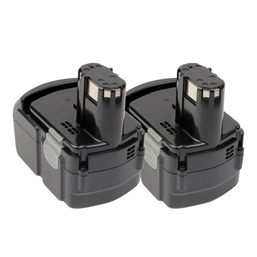 For Hitachi 18V Battery Replacement | EBM1830 4.0Ah Li-ion Battery 2 Pack - Vanonbattery