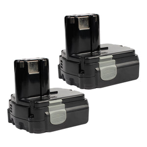 For Hitachi 14.4V Battery Replacement | BCL1415 2.0Ah  Battery 2 Pack - Vanonbattery