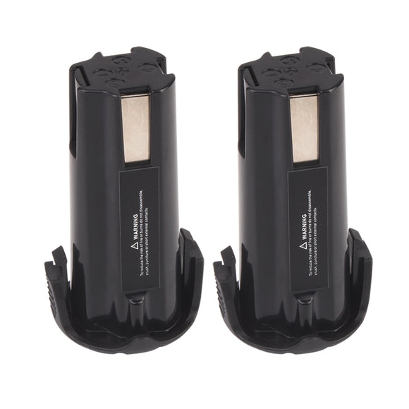 For Hitachi 3.6V Battery Replacement | EBM-315 2.0Ah Ni-CD  Battery 2 Pack - Vanonbattery