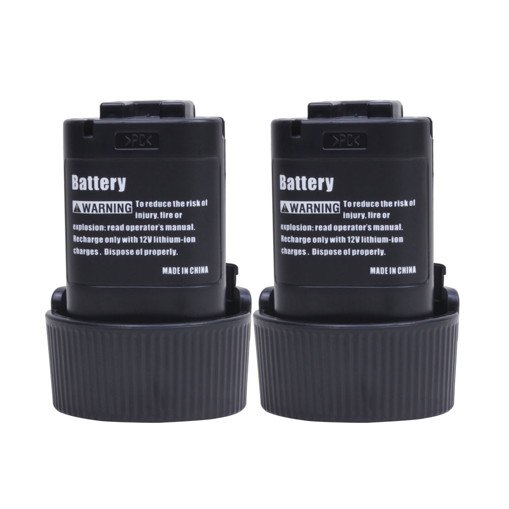 2x For Makita 18V BL1013 Battery Replacement | 2.0Ah Li-Ion Battery - Vanonbattery