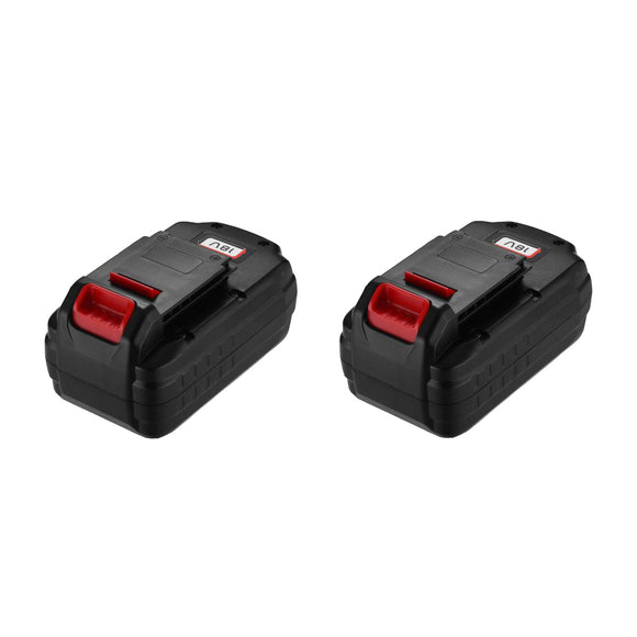 2 Pack For Porter Cable 18V PC18B 3.0Ah Battery Replacement | Ni-Cd Battery | PCMVC PCXMVC PCC489N