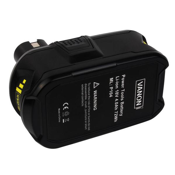 4 Pack For Ryobi 18V P108 4.0Ah ONE PLUS Battery Replacement |  Li-ion Battery