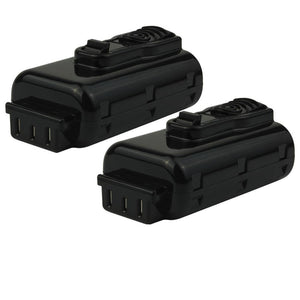 For Paslode 7.4V Nail Gun Battery Replacement | 902654 2.0Ah Li-ion Battery 2 Pack - Vanonbattery