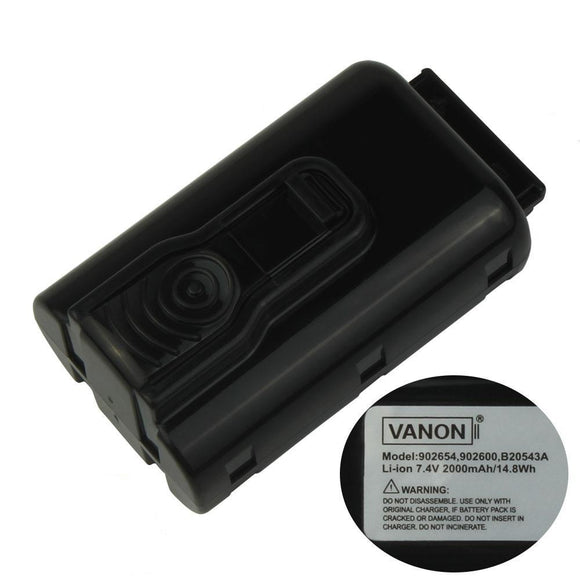 For Paslode 7.4V Nail Gun Battery Replacement | 902654 2.0Ah Li-ion Battery - Vanonbattery
