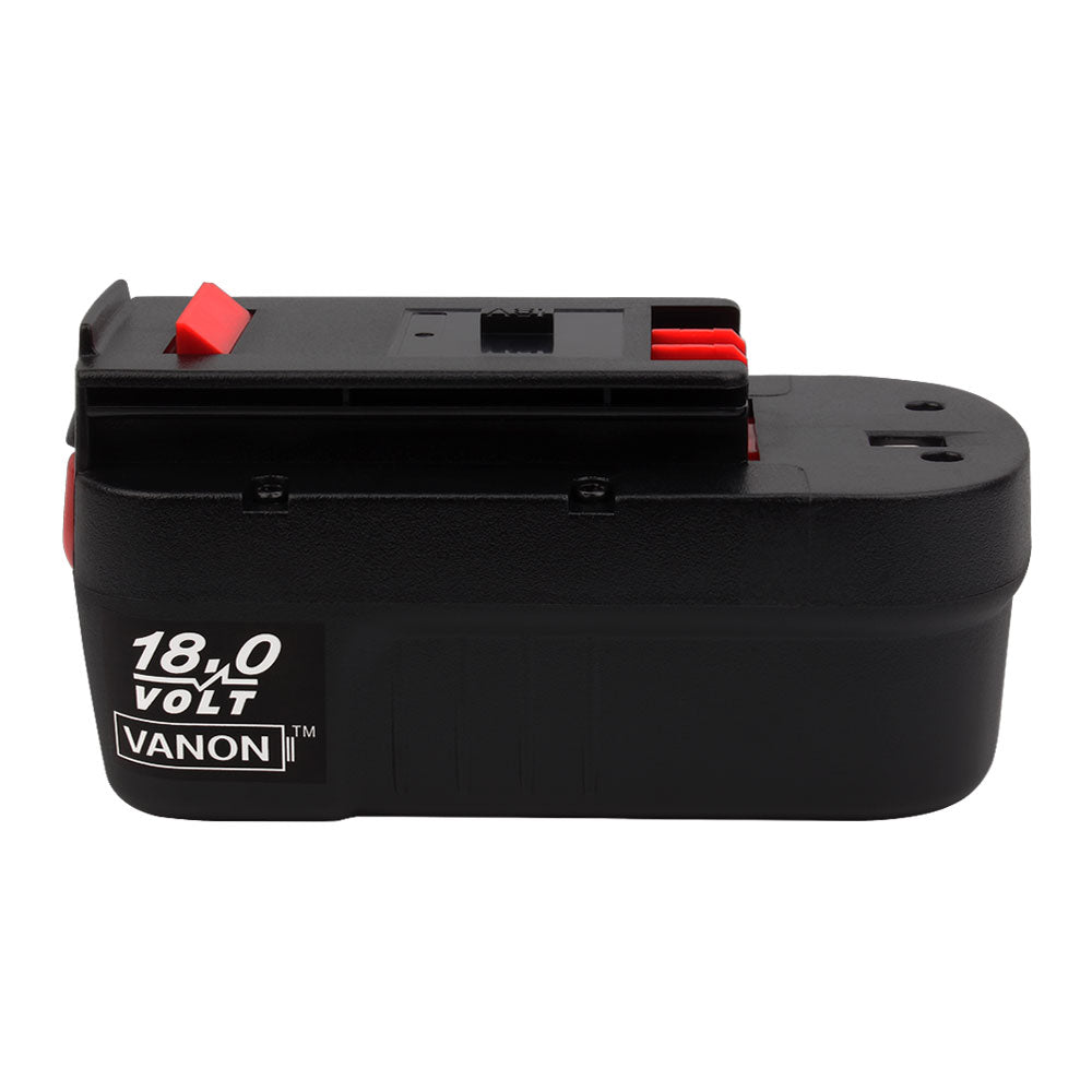 For Black and Decker 18V Battery Replacement | HPB18 2.0Ah Ni-Cd Battery | Vanonbatteries