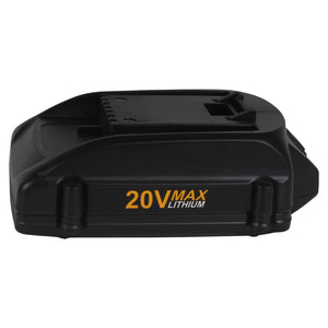 For Worx 20V Battery Replacement | WA3520 WA3525 | 2.0Ah Li-ion Battery