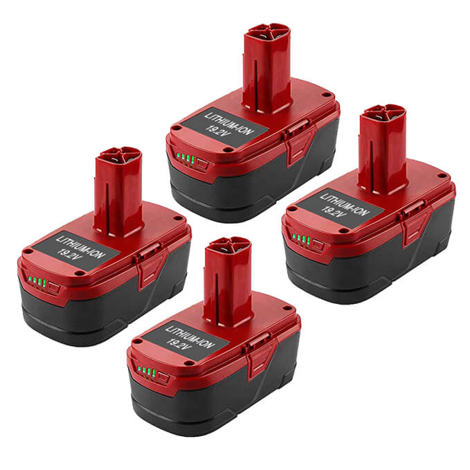 craftsman-19.2v-battery-4ah-4-pack