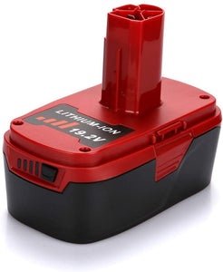 Craftsman 19.2V battery 6.0Ah Replacement | C3 Lithium Battery | front